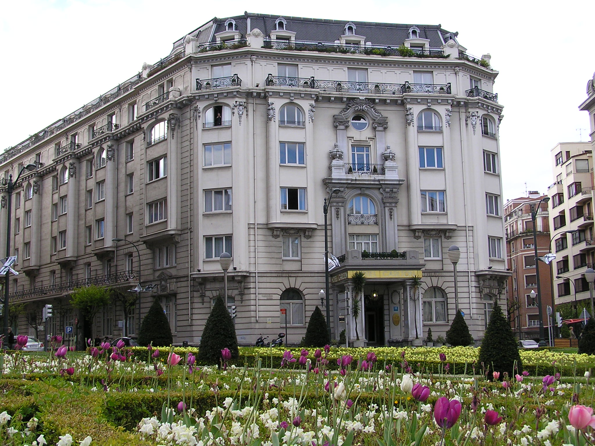4 hoteles en bilbao con encanto