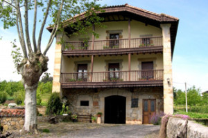 Caserio de karrantza, foto del ayuntamiento de karrantza