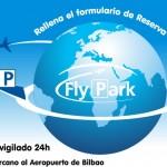Flypark, el mejor parking low cost del aeropuerto de Bilbao