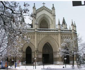 Vitoria, Catedral Nueva