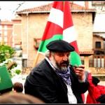 Olentzero, símbolo de la navidad en el País Vasco