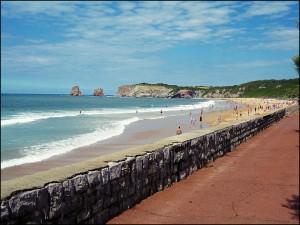 Playa Hendaya