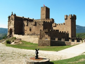 Castillo de Javier