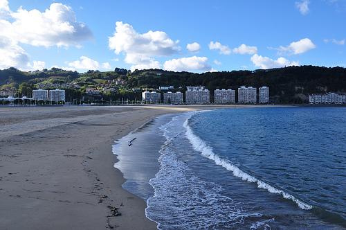 Playa de Hondarribia