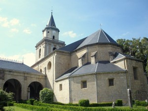 Artziniega,Santuario de Nuestra Señora de la Encina