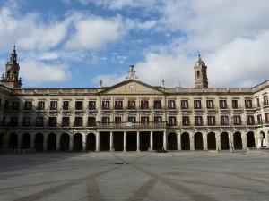 Plaza nueva Vitoria- Gasteiz