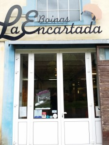 Boinas la Encartada, acreditación TurismoVasco Tiketa