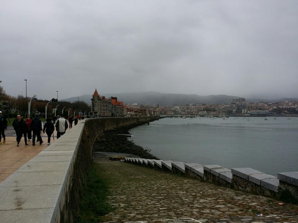 Paseo de las grandes villas de Getxo