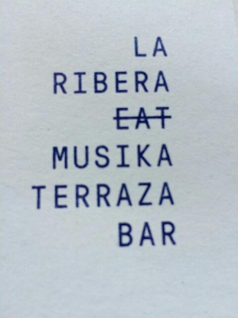 Restaurante La Ribera