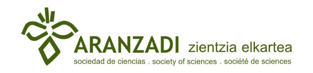 Aranzadi sociedad de ciencias