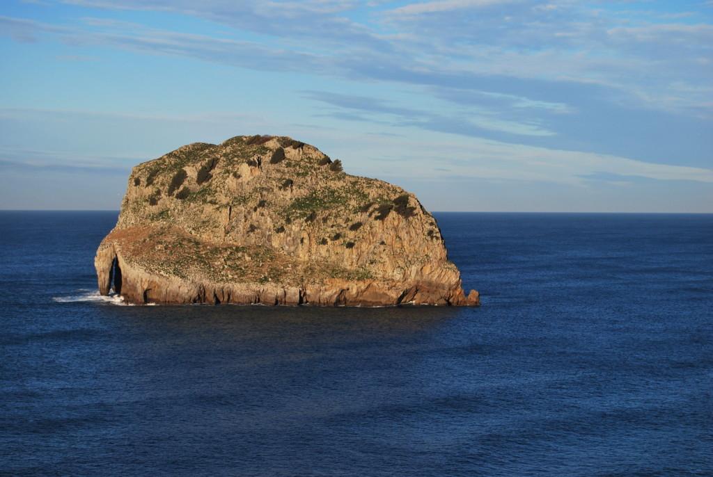 Isla Akatxa San Juan de Gaztelugatxe