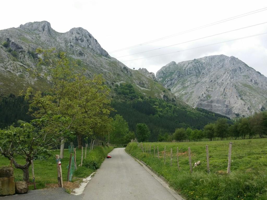 Paseo por el Parque Natural de Urkiola