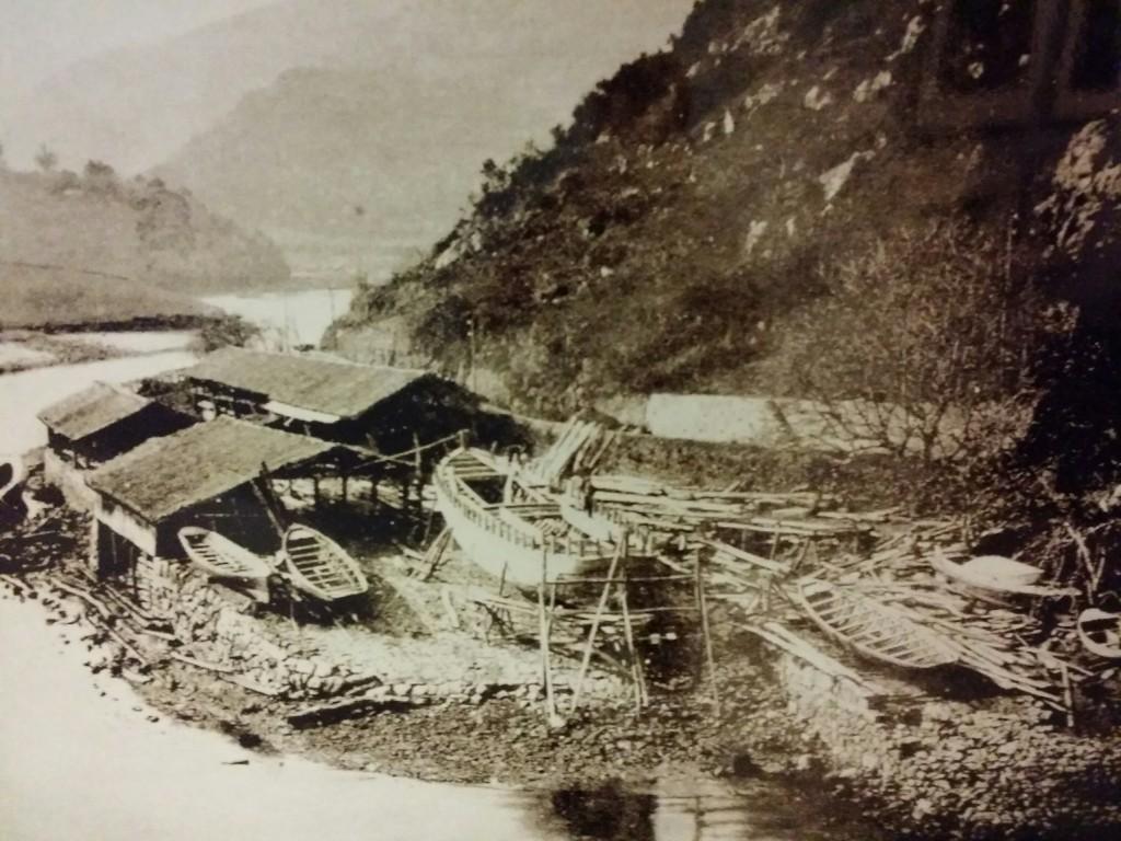 Astillero de ribera, Museo Marítimo Ría de Bilbao