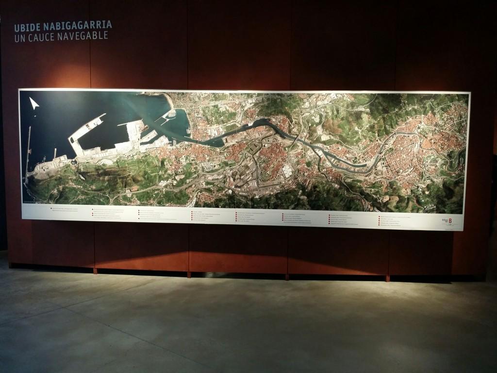 Cauce de la ría de Bilbao, Museo Marítimo Ría de Bilbao