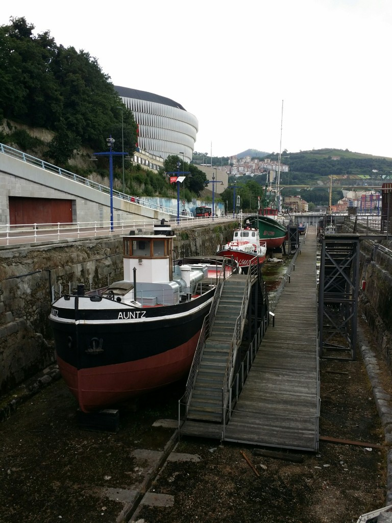 Dique Astilleros Euskalduna, Museo Marítimo Ría de Bilbao