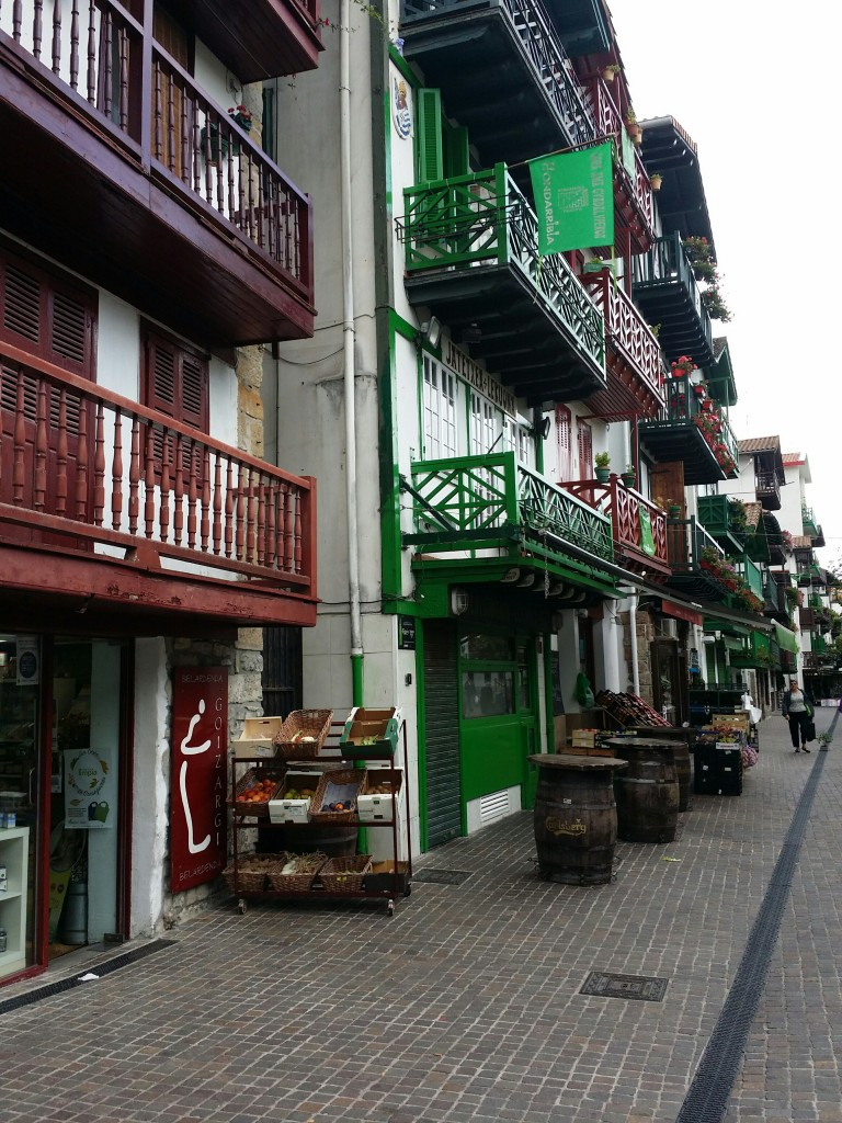 Barrio de la Marina, Hondarribia