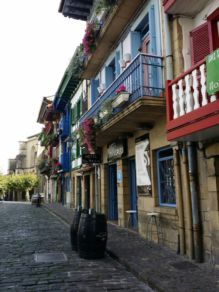 Casco antiguo de Hondarribia
