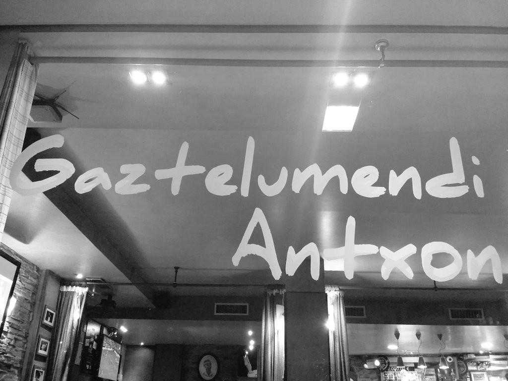 Restaurante Gaztelumendi-Antxon