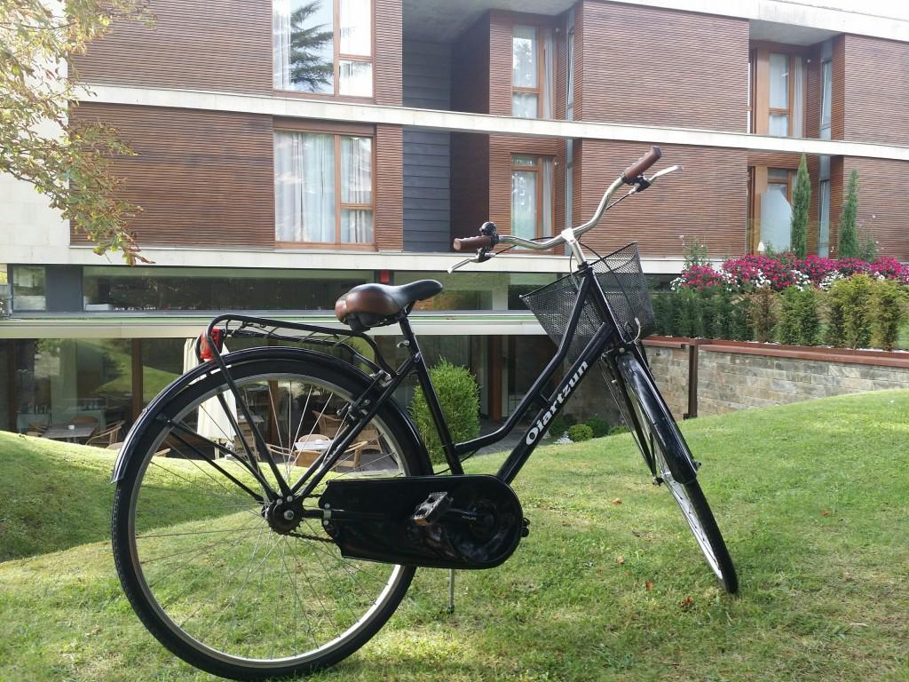 Servicio de bicicletas del Hotel Jaizkibel