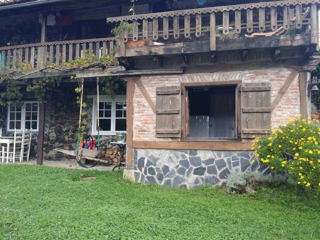 Casa rural Momotegi