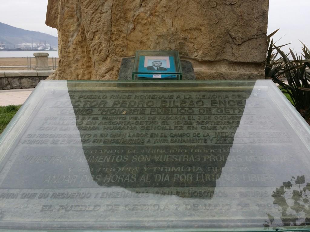 Monumento a Pedro Bilbao