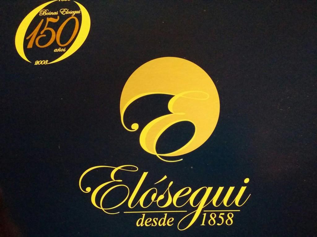 Elósegui desde 1858