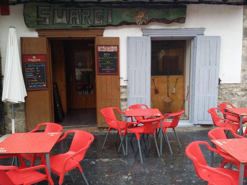 Exterior Bar Restaurante Suargi