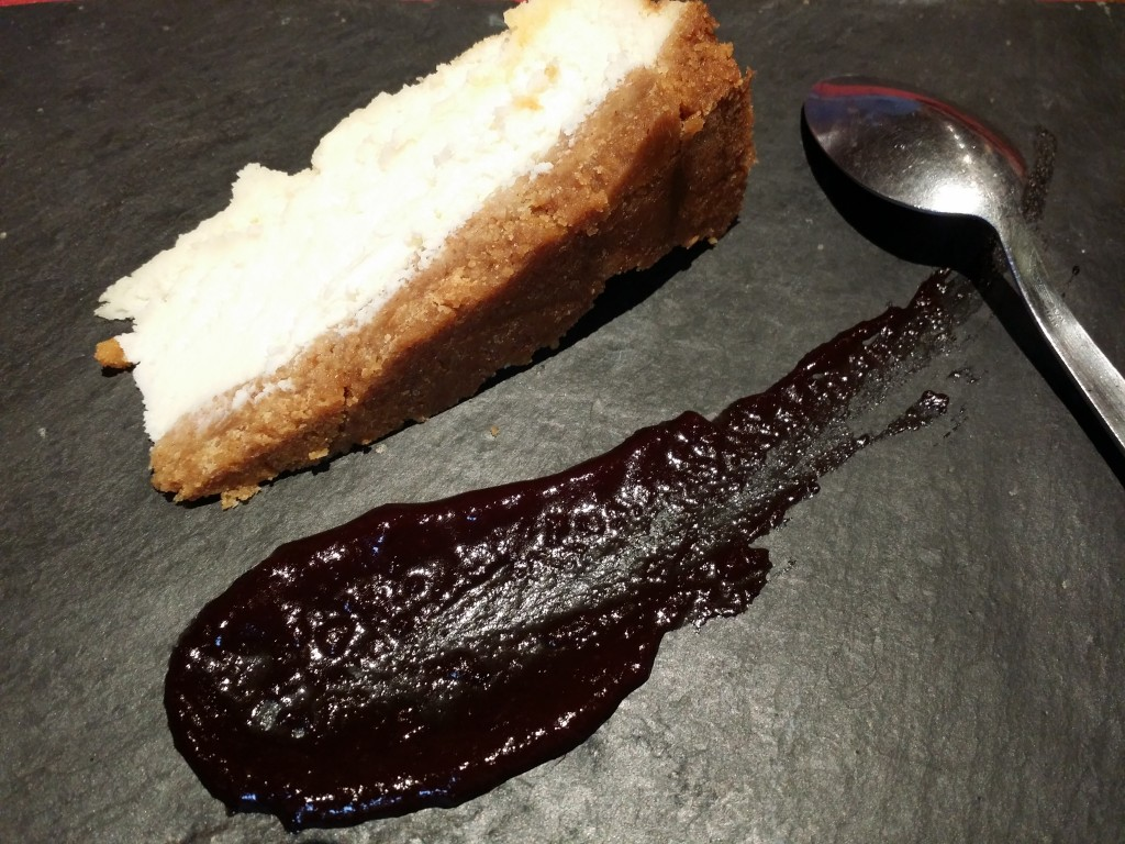 Tarta de queso, Restaurante Suargi