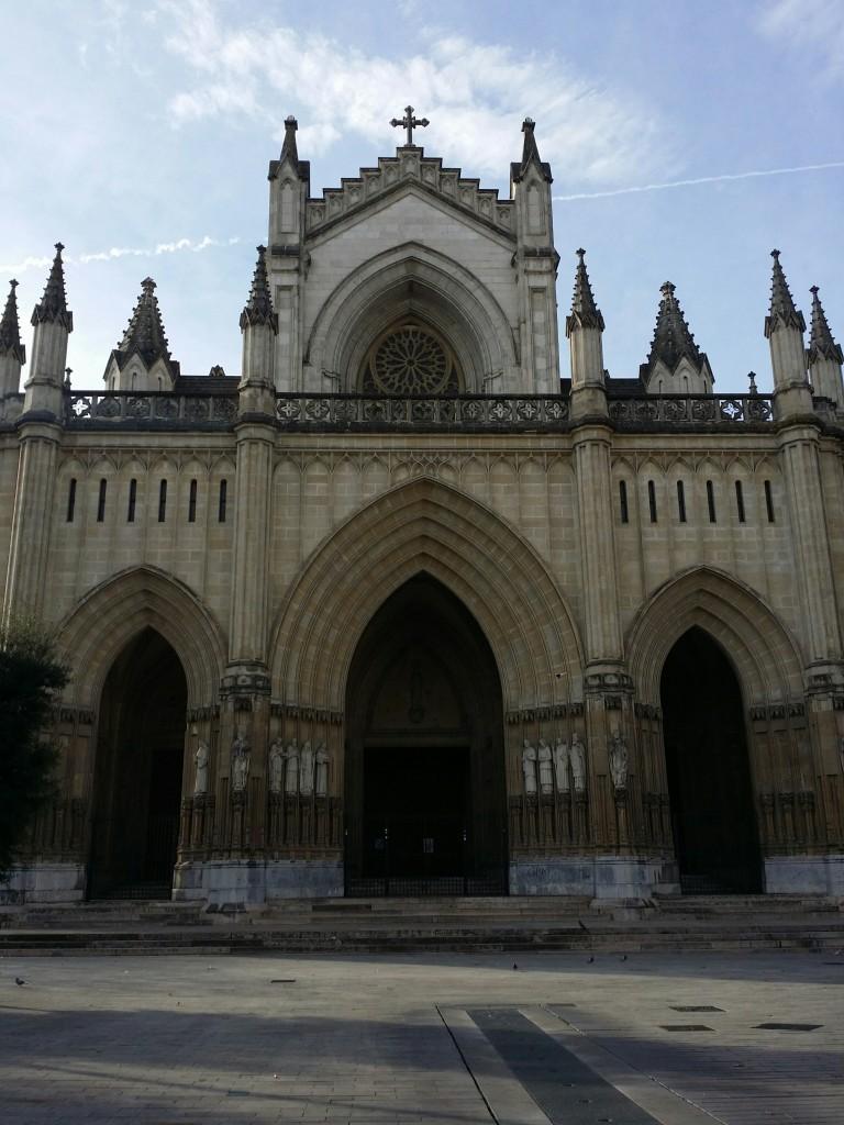 Catedral Nueva, Vitoria-Gasteiz