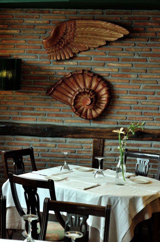 Comedor restaurante Salegi