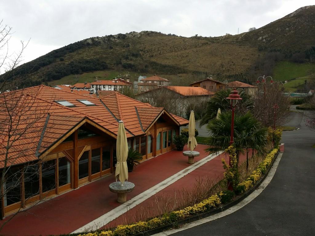 Instalaciones Restaurante Salegi