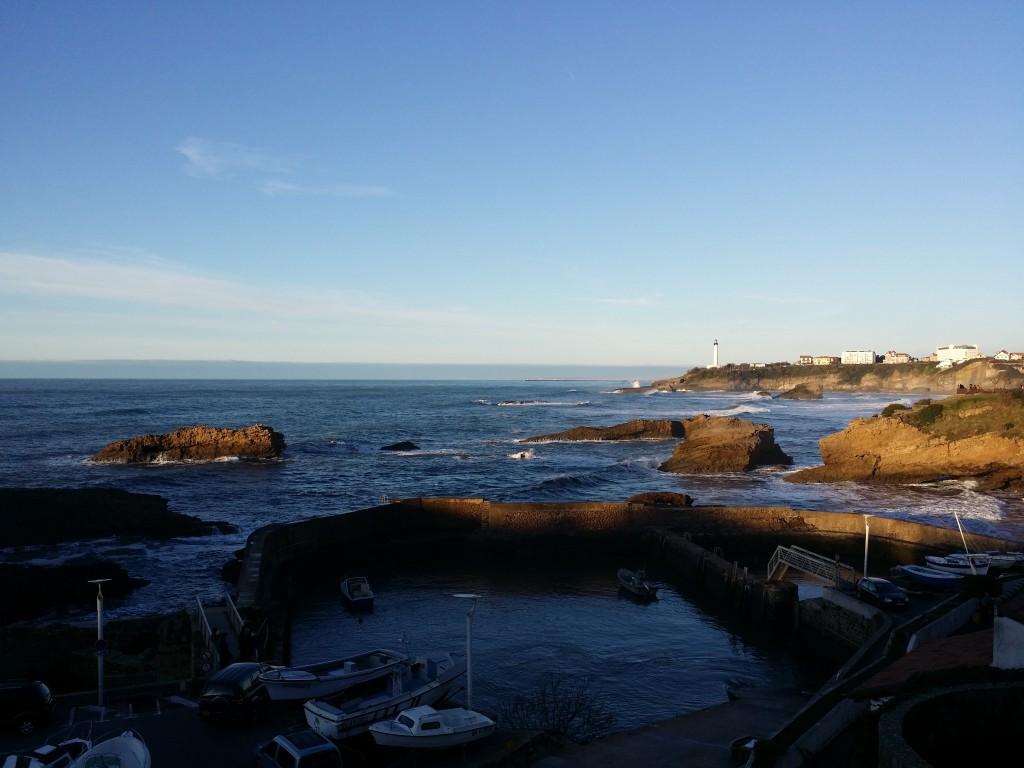 Puerto de Biarritz
