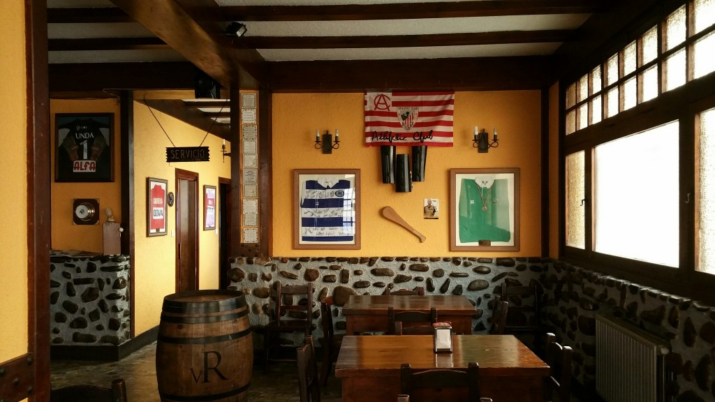 Bar Restaurante  Begotxu