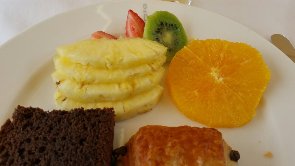 Desayuno Hotel Domine