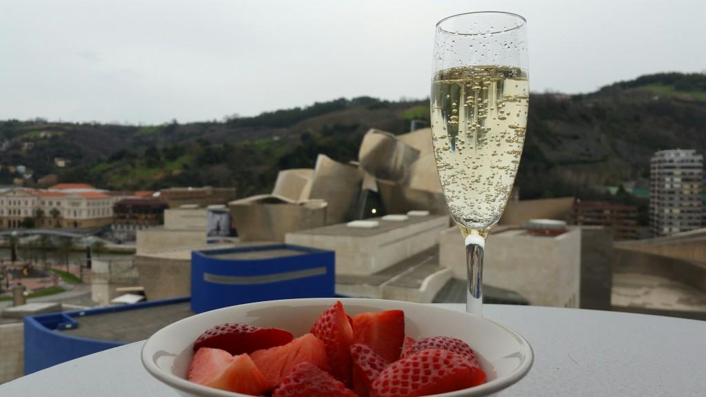 Desayuno de lujo en el Hotel Domine