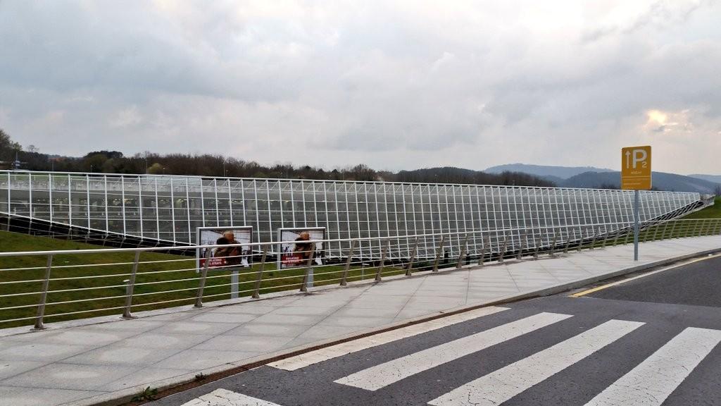 Parking Aeropuerto de Bilbao