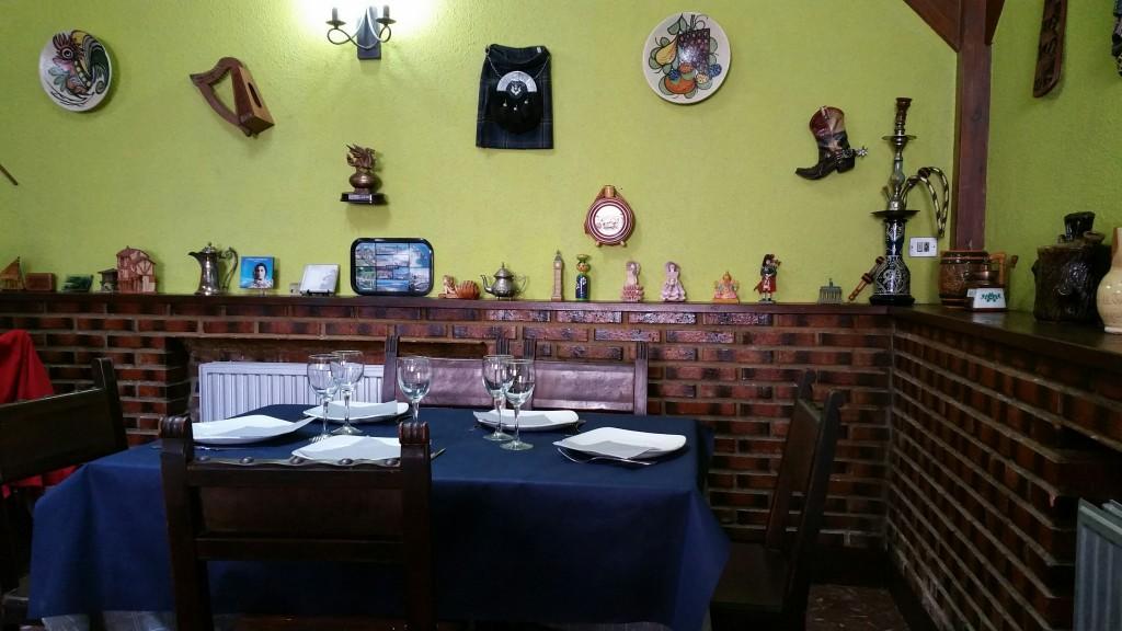 Restaurante Begotxu