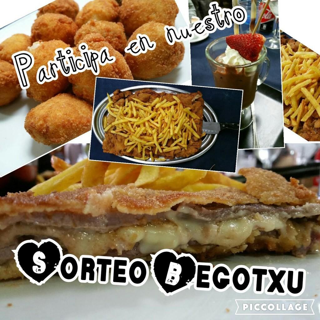 Sorteo Restaurante Begotxu
