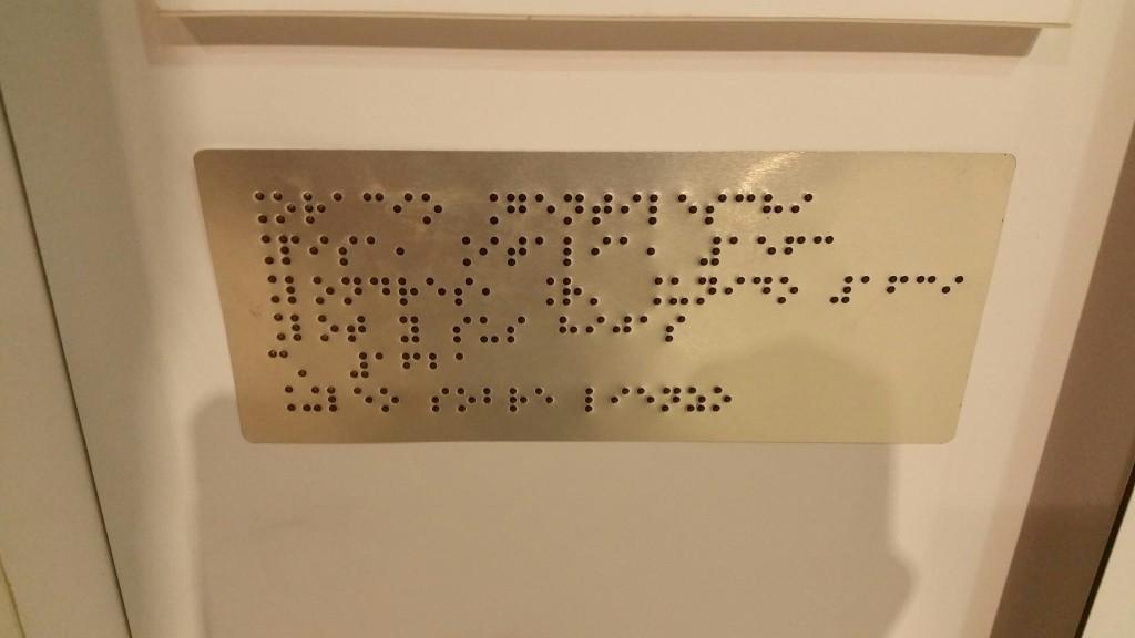 Tocar y sentir, Museo Bellas Artes de Bilbao