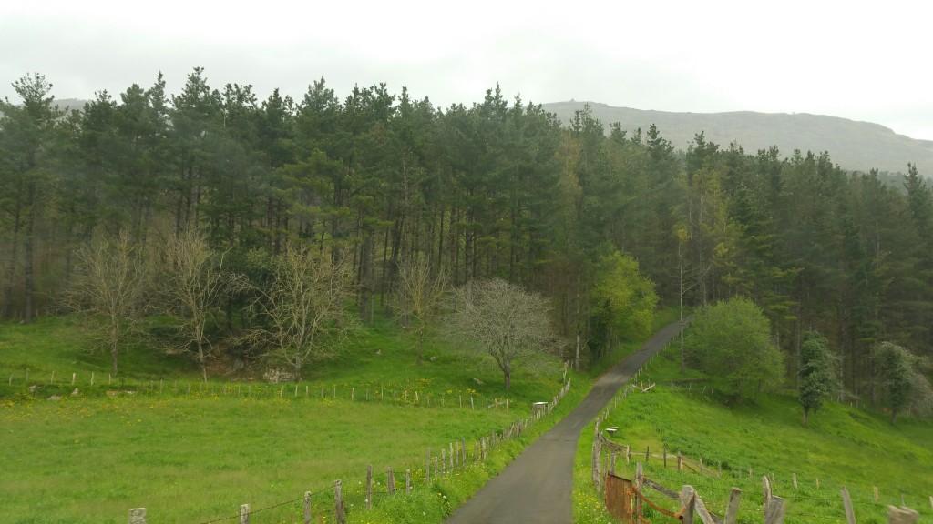 Carretera del monte Xoxote