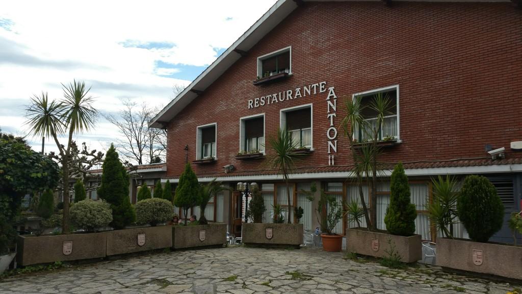 Exterior Restaurante Antón