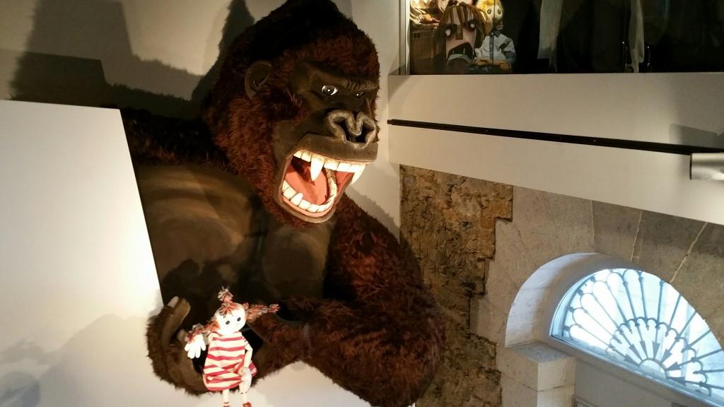 King Kong Topic
