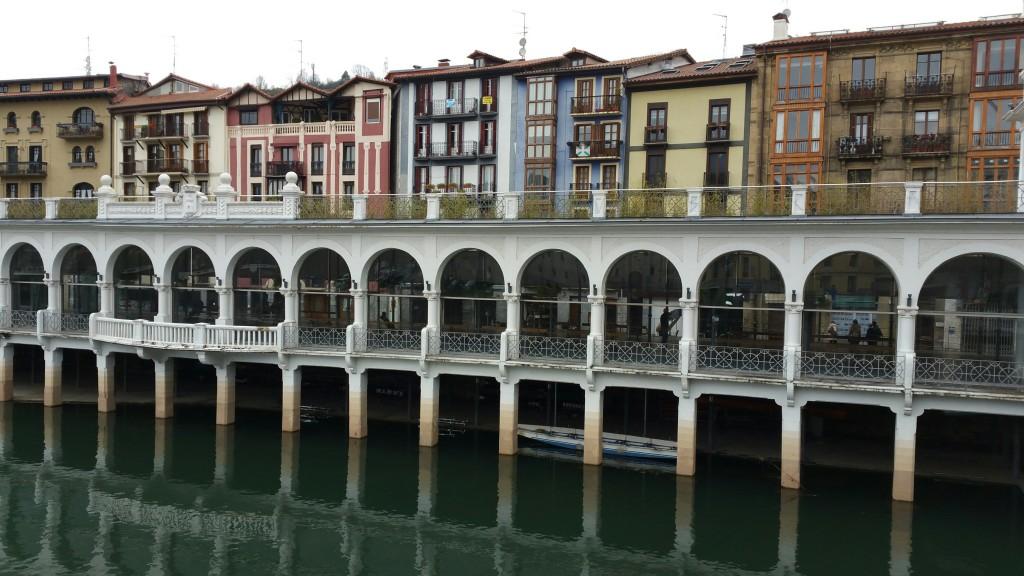 Mercado del Tinglado, Tolosa