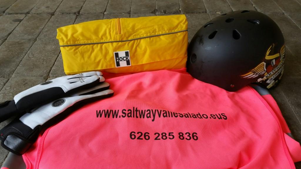 Pack SaltWay