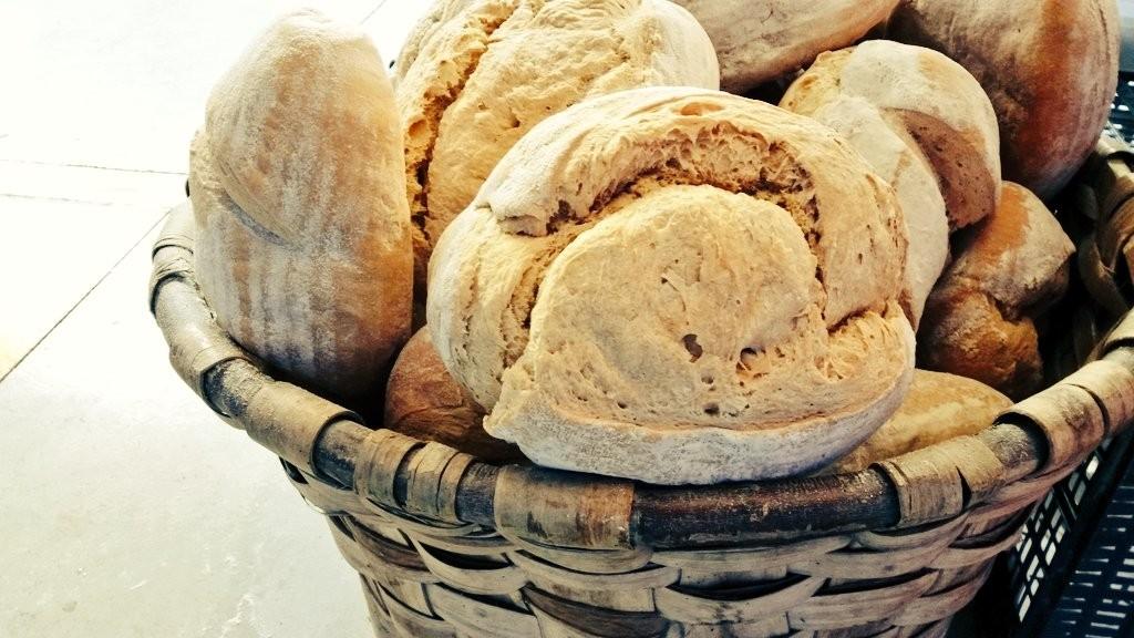 Pan artesano de Dima