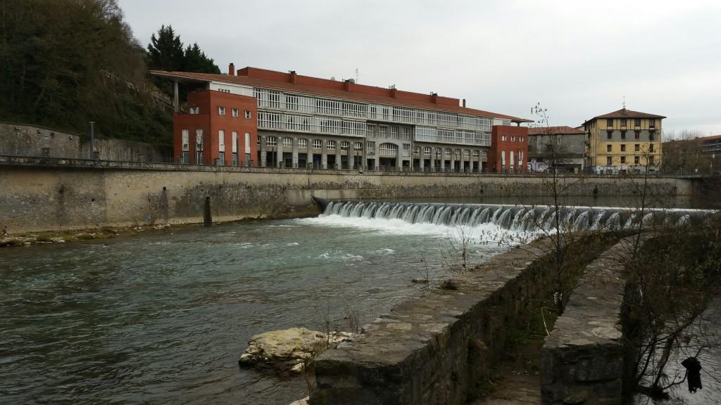 Rio Oria, Tolosa