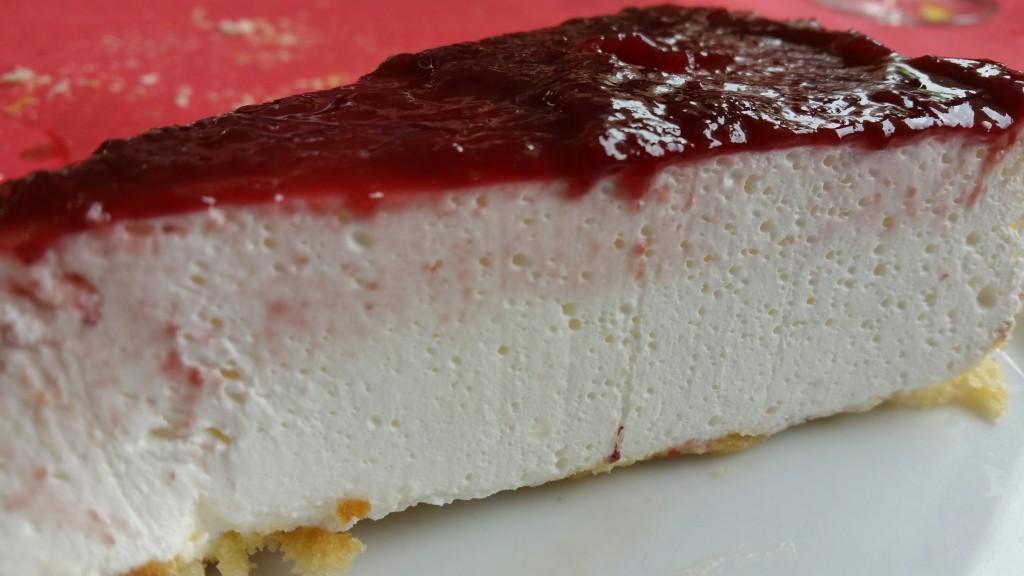 Tarta de queso, Azurmendi