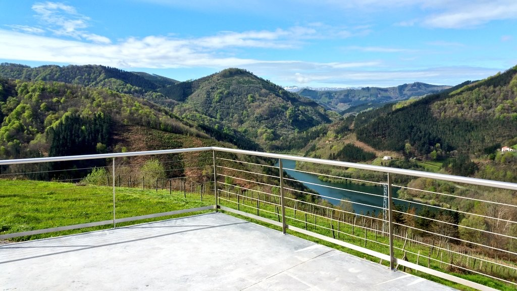 Terraza de Urkizahar