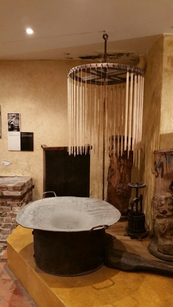Velas, Museo Gorrotxategi