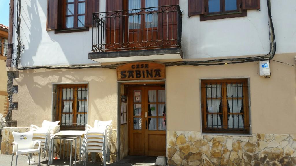 Exterior Casa Sabina